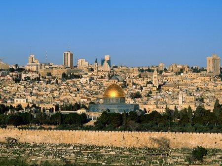Израиль на Новый год